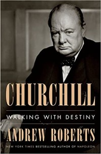 Image of Churchill : walking with destiny